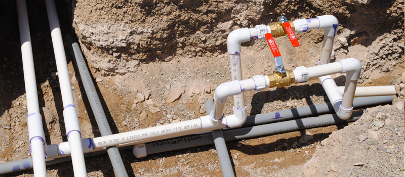 Irrigation design and installation